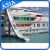 Yacht Slide Inflatables Water Games/Customized Inflatable Slides for Yacht/High Water Slide on Sea