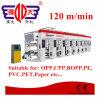 High Quality PA Films Nylon Films Printing Machines Gravour Speed 140 M/Min