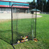 Movable PE Baseball L-Screen Practice Net