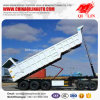 60t High Payload Van Body Tipper Semi Trailer for Gravels