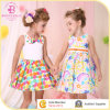 Brand Children Dress, Funny Printing Cotton Kids Clothes