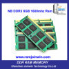 8GB (1*8GB) DDR3 1600MHz RAM Memory Work with Motherboards