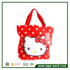 High Quality Fashionable Eco-Friendly Cotton Lady Handbag