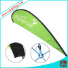 Wholesale Factory Direct Outdoor Advertising Teardrop 10 FT Beach Flag