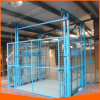 Ce ISO Guide Rail Cargo Goods Warehouse Lift Elevator Manufacturers