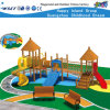 Wooden Playsets Primary School Playground Sets Hf-17202