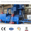 Steel Structure Shot Blasting Machine Roller Conveyor Shot Blasting Machine