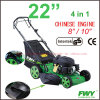 "EPA/GS/EMC/CE 22"" High Wheel Self-Propelled Gasoline Lawn Mower (XYM188-2AJ)"
