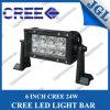 "New Arrival 6"" CREE 3W*8PCS LED Light Bar (JG-ULB24)"