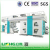 Ytc-61400 Less Error Ci Flexography Printing Machine PE Film Roll