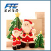 2017 New Design Customized Christmas Decoration Felt Santa Claus