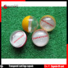 Transparent Plastic Card Capsules for Advertisement Promotion or Gifts
