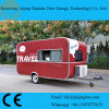 China Food Trailer Builders Selling High Quality and Reasonable Price Products