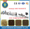 250kg per hour dry type fish food extruder machine