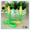 Corn Shape Baby Chewing Silicone Teethers in Two Colors