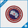 Cycle Top Quality Design Woven Patch for Garment