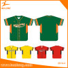 Healong Wholesale Promotion Digital Sublimation Baseball Jersey