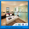 12mm Interior Clear Sliding Glass Shower Partition Wall