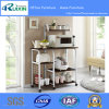 Modern Cheap Mobile Storage Rack/Display Shelf with Wheels (RX-555D)