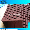 High Density Outdoor Floor 1mx1m Rubber Tile