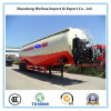 55m3 Bulk Cement Tanker Semi Trailer with 3 Axles