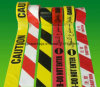 Warning Tape for Marking, Segregation, Coding and Identifying