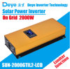 on Grid 2000W Limiter Function Solar Power Inverter
