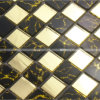 Crystal&Glass Tiles, Straight Flange Glass and Crystal Plating Surface/ Mosaic Tiles