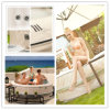 Mspa - Portable Inflatable Whirlpool SPA, Therapy Massage Hot Tub (Birkin HJ-521S 6 Persons)