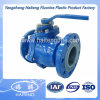 PTFE Lined Ball Valve with Global Size