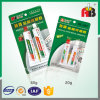 Two (A, B) Component Modified Acrylic Adhesive Can Carryout Oil Painting to Glue Receive, Room Temperature Is Fast Solidified