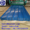 Color Zinc Coated Corrugated Steel Roofing Sheet
