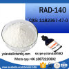 Pharmaceutical Material Highly Effective Raw Oral Sarm Rad-140 CAS 118237-47-0