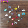 2018 New Fashion Stainless Steel Lockets DIY Charms for Phone Decoration