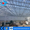 High Strength Metal Space Truss Frame Building Steel Structure