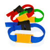 Popular ID Polyamides RFID Wristband Events of World Championship