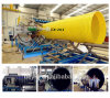Plastic Spiral Winding PE Pipe Extruder