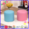 Kids Living Room Playroom Upholstered Toddler Stool (SXBB-122)