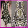 2015 Fashion New Products Printing Sleeveless Women Evening Dresses (C-105)