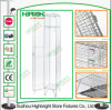 Construction Field One Door Wire Mesh Wardrobe Locker