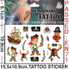 Temporary Body Tattoo Sticker for Children (cg061)