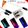 2017 LED Light Flag Whip Car Accessories 1.2/1.5/1.8m Remote Controll LED Light Whips for ATV/UTV