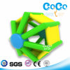 Hot-Sale Coco Water Inflatable Heptagonal Roller for Open Water (LG8064)
