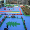 PP Suspended Interlocking Sports Flooring Mat for Kindergarten
