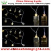 4m White Wire White Warm White LED Bulb Decoration Light