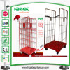 Laundry Wire Mesh Roll Cage Container Trolley
