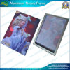 Aluminum Snap Photo Frame Display (NF22M01101)