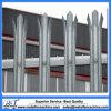 UK Standard 2.75m Galvanized Metal Palisade Fencing
