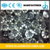 Colorless Transparent Round and Smooth Glass Beads for Marking Road