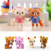 USB Flash Drive USB Stick Wholesale Cartoon Easy Bear USB Flash Disk USB Memory Card Pendrives Memory Stick Thumb drive